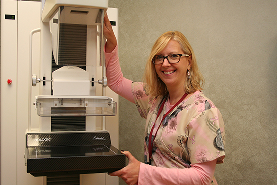 3D Mammography Services New Jersey
